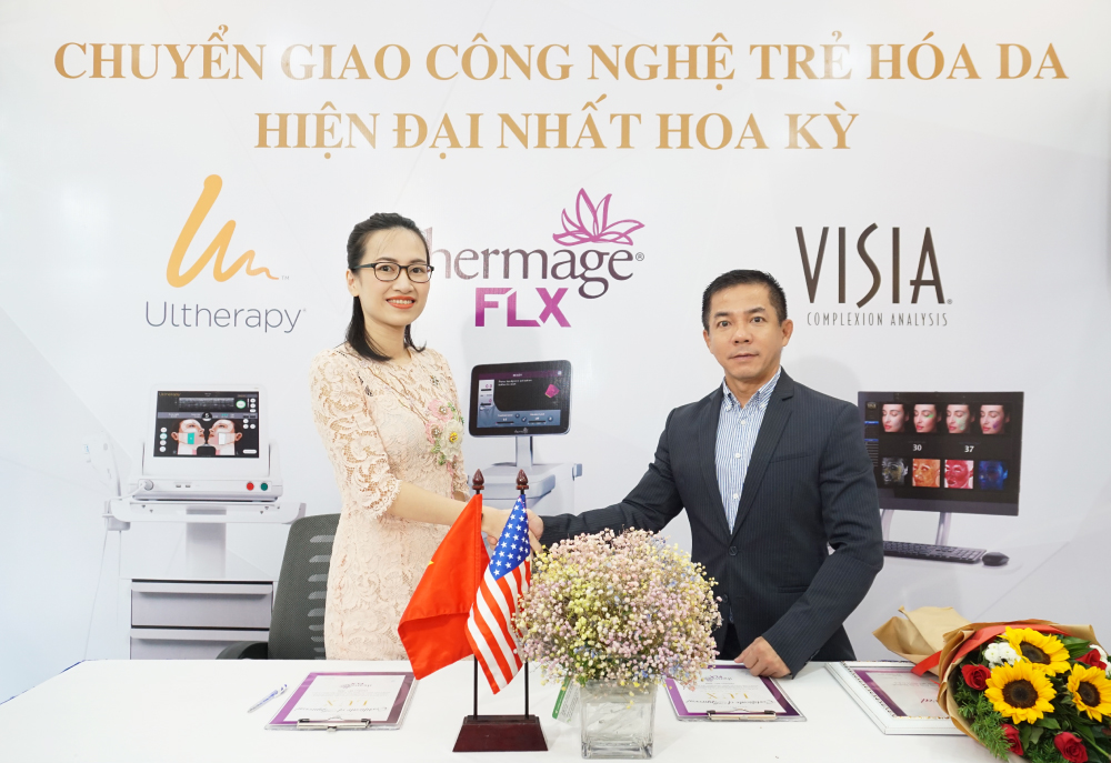 LUX BEAUTY CENTER - TOP 3 THERMAGE FLX TẠI TPHCM