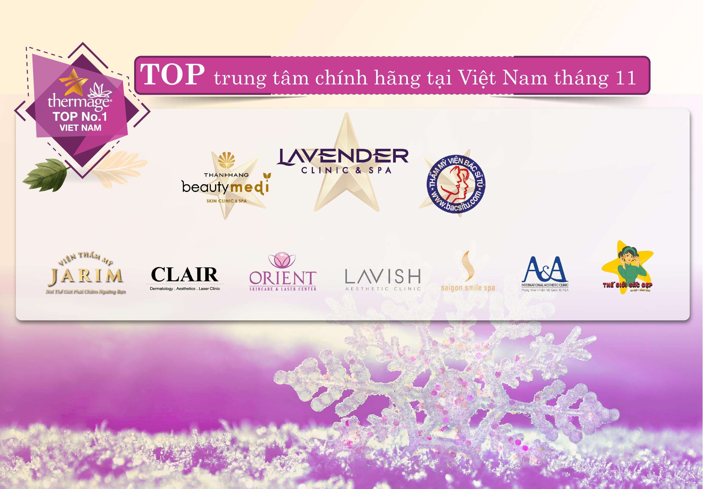 Banner top trung tâm thermage chính hãng tại Việt Nam